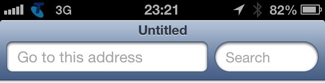 Custom iPhone Carrier Logos for iOS 6 | Beau Giles